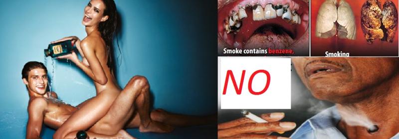SHOCK ADVERTISING- pubblicità shock