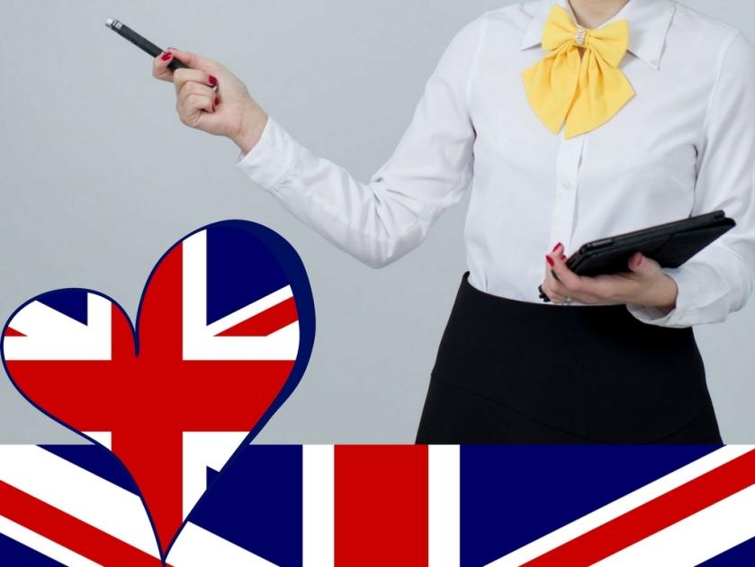 Manifesto di corso di inglese per adulti bettolle