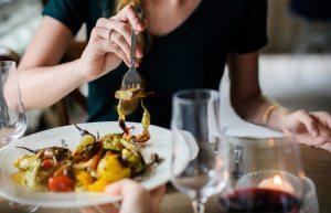 cena del corso di italiano per adulti presso bardichiana bettolle